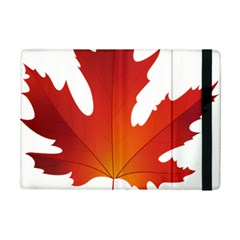 Autumn Maple Leaf Clip Art Ipad Mini 2 Flip Cases by BangZart