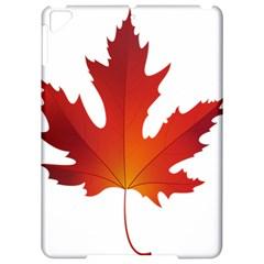Autumn Maple Leaf Clip Art Apple Ipad Pro 9 7   Hardshell Case