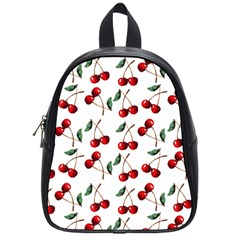 Cherry Red School Bags (small)  by Kathrinlegg