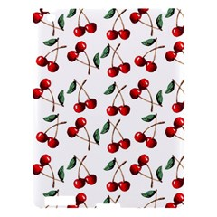 Cherry Red Apple Ipad 3/4 Hardshell Case by Kathrinlegg