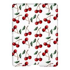 Cherry Red Samsung Galaxy Tab S (10 5 ) Hardshell Case  by Kathrinlegg