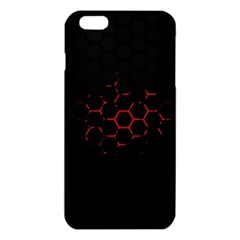 Abstract Pattern Honeycomb Iphone 6 Plus/6s Plus Tpu Case by BangZart
