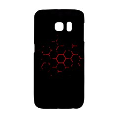 Abstract Pattern Honeycomb Galaxy S6 Edge by BangZart