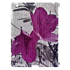Vintage Style Flower Photo Apple Ipad 3/4 Hardshell Case (compatible With Smart Cover) by dflcprints