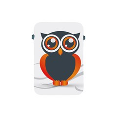 Owl Logo Apple Ipad Mini Protective Soft Cases by BangZart