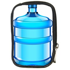 Large Water Bottle Compact Camera Cases by BangZart