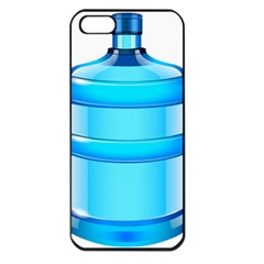 Large Water Bottle Apple Iphone 5 Seamless Case (black) by BangZart