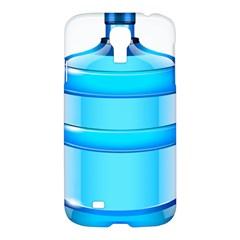 Large Water Bottle Samsung Galaxy S4 I9500/i9505 Hardshell Case by BangZart