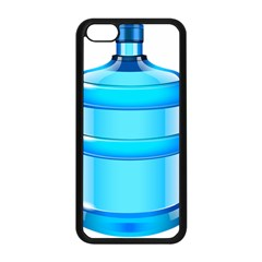 Large Water Bottle Apple Iphone 5c Seamless Case (black) by BangZart