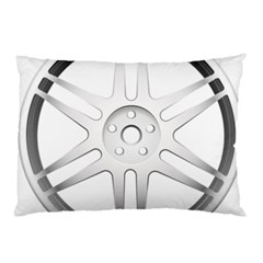 Wheel Skin Cover Pillow Case by BangZart