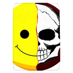 Skull Behind Your Smile Flap Covers (s)  by BangZart