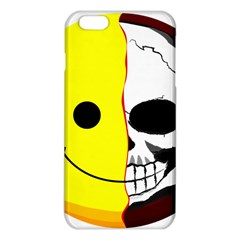 Skull Behind Your Smile Iphone 6 Plus/6s Plus Tpu Case by BangZart