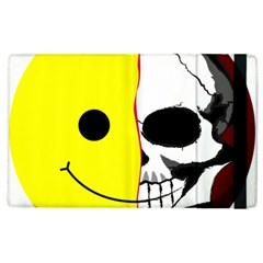 Skull Behind Your Smile Apple Ipad 3/4 Flip Case by BangZart