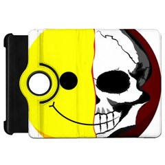 Skull Behind Your Smile Kindle Fire Hd 7  by BangZart