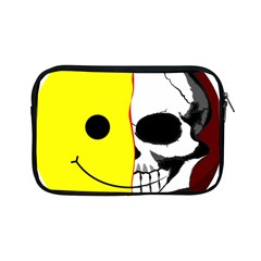 Skull Behind Your Smile Apple Ipad Mini Zipper Cases by BangZart