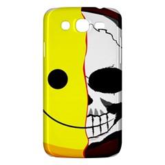 Skull Behind Your Smile Samsung Galaxy Mega 5 8 I9152 Hardshell Case  by BangZart