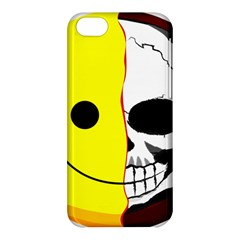 Skull Behind Your Smile Apple Iphone 5c Hardshell Case by BangZart