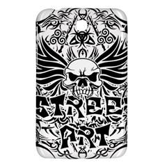 Tattoo Tribal Street Art Samsung Galaxy Tab 3 (7 ) P3200 Hardshell Case  by Valentinaart