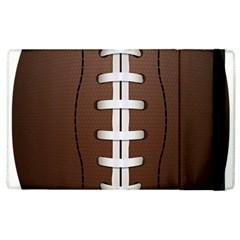 Football Ball Apple Ipad 3/4 Flip Case by BangZart