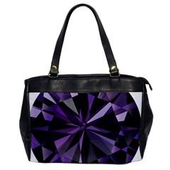 Amethyst Office Handbags by BangZart