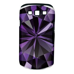 Amethyst Samsung Galaxy S Iii Classic Hardshell Case (pc+silicone) by BangZart