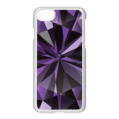 Amethyst Apple Iphone 7 Seamless Case (white) by BangZart