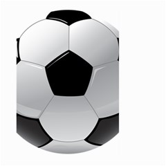 Soccer Ball Large Garden Flag (two Sides) by BangZart