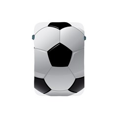Soccer Ball Apple Ipad Mini Protective Soft Cases by BangZart