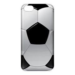 Soccer Ball Apple Iphone 5c Hardshell Case by BangZart