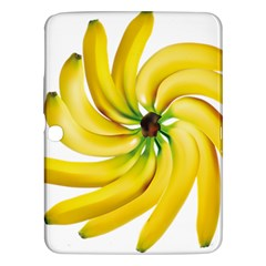 Bananas Decoration Samsung Galaxy Tab 3 (10 1 ) P5200 Hardshell Case  by BangZart