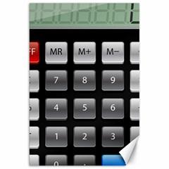 Calculator Canvas 20  X 30   by BangZart