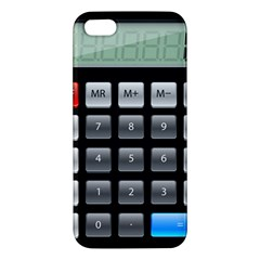 Calculator Iphone 5s/ Se Premium Hardshell Case by BangZart