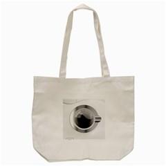 White Washing Machine Tote Bag (cream) by BangZart