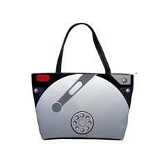 Computer Hard Disk Drive Hdd Shoulder Handbags by BangZart