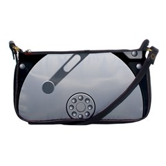 Computer Hard Disk Drive Hdd Shoulder Clutch Bags by BangZart
