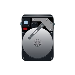 Computer Hard Disk Drive Hdd Apple Ipad Mini Protective Soft Cases by BangZart