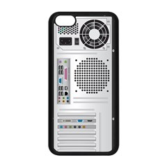 Standard Computer Case Back Apple Iphone 5c Seamless Case (black) by BangZart