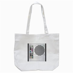 Standard Computer Case Back Tote Bag (white) by BangZart