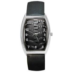Tire Barrel Style Metal Watch by BangZart