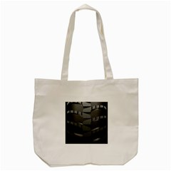 Tire Tote Bag (cream) by BangZart
