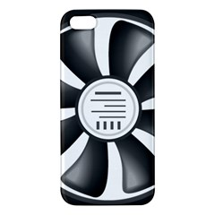 12v Computer Fan Iphone 5s/ Se Premium Hardshell Case by BangZart