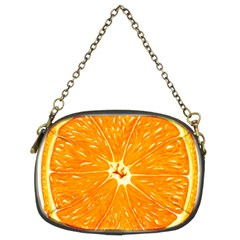 Orange Slice Chain Purses (two Sides)  by BangZart