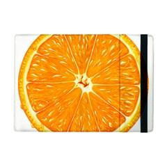 Orange Slice Ipad Mini 2 Flip Cases by BangZart