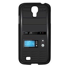 Standard Computer Case Front Samsung Galaxy S4 I9500/ I9505 Case (black) by BangZart
