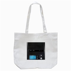 Standard Computer Case Front Tote Bag (white) by BangZart