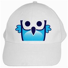 Owl Logo Clip Art White Cap by BangZart
