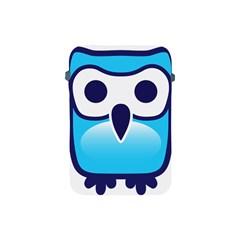 Owl Logo Clip Art Apple Ipad Mini Protective Soft Cases by BangZart