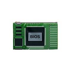 Computer Bios Board Cosmetic Bag (small)  by BangZart