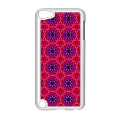 Retro Abstract Boho Unique Apple Ipod Touch 5 Case (white) by BangZart
