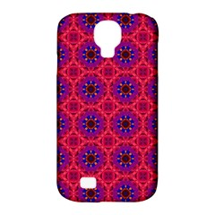 Retro Abstract Boho Unique Samsung Galaxy S4 Classic Hardshell Case (pc+silicone) by BangZart